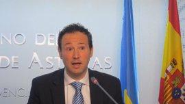 """Martínez replica que """"el atasco"""" en la Junta no puede achacarse al Principado cuando los grupos ordenan los trabajos"""