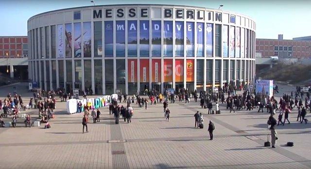 La Bolsa Internacional de Turismo, ITB, de Berlín.