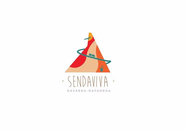 Nuevo logo de Sendaviva.