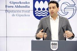 Diputación de Gipuzkoa aprueba convenios para la realización de obras en carreteras de Arrasate, Irura y Belauntza