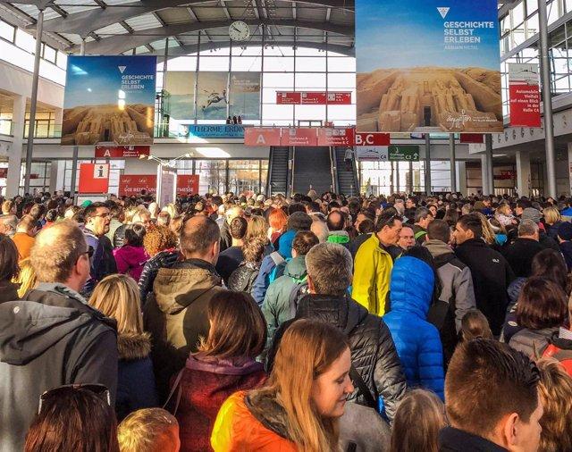 Cádiz presenta su oferta turística en la feria Free