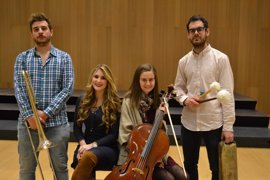 El Auditorio Fernando Remacha acoge el cuarto concierto del II Ciclo 'Jóvenes Intérpretes CSMN 2017'