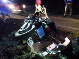 Febrero eleva a tres las víctimas mortales registradas en accidentes de tráfico en Navarra