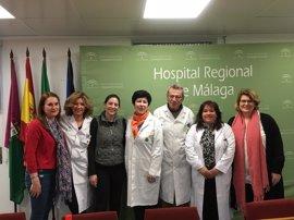 Investigadores del Hospital Regional de Málaga y el Ibima desarrollan un fármaco para tratar una enfermedad rara