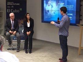 Junta y Telefónica lanzan otras siete jóvenes empresas al mercado con 'Andalucía Open Future'