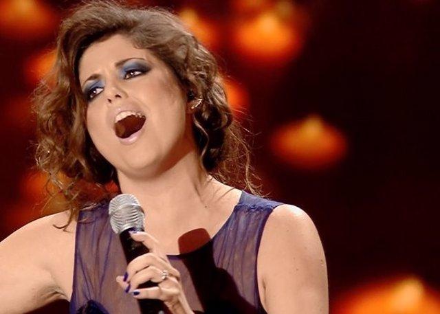 Cristina Ramos Got Talent España/ Twitter