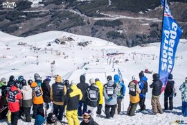 Más de 770 riders participarán en el campeonato de Snowboard y Freestyle de Sierra Nevada
