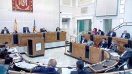 La Diputación rechaza con el voto de calidad de Sánchez instar al PP a devolver dinero recibido por corrupción