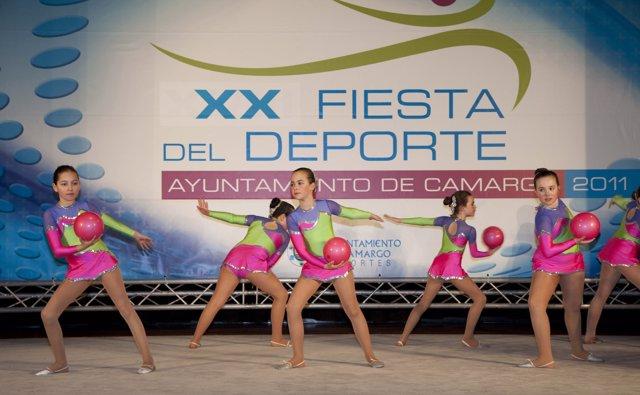Fiesta Del Deporte De Camargo En Edición Anterior