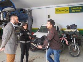 La Junta apoya con 76.500 euros la contratación de 12 desempleados en Fondón y Laujar