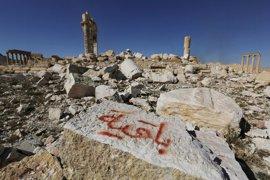 El Ejército sirio y sus aliados arrebatan la ciudadela de Palmira a Estado Islámico