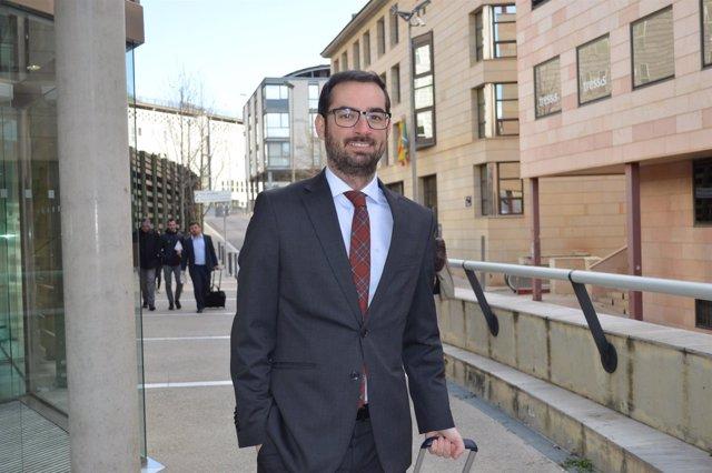 Jon Zabala, abogado del estudiante que apuñaló a cinco personas en Lleida en 201
