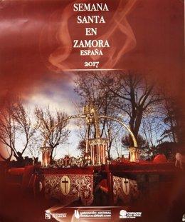 Zamora: Cartel de la Semana Santa