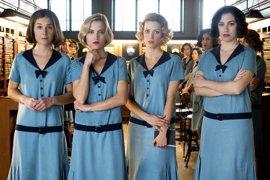 Llegan las imágenes de Las chicas del cable, la primera serie española de Netflix