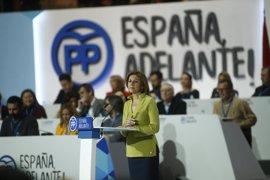 Cospedal recaba 4.106 avales que respaldan su candidatura a presidir el PP C-LM