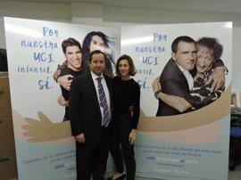 Empresas.- Common MS dona 15.000 euros a la Fundación Aladina para su proyecto en la UCI del H. Niño Jesús