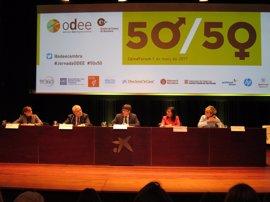 """Puigdemont marca como prioridad la igualdad de género: """"Tenemos un trabajo inmenso por hacer"""""""