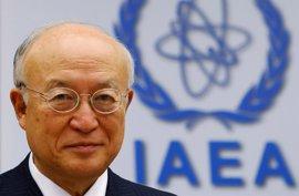 Amano se reunirá este jueves con representantes de EEUU para hablar del acuerdo nuclear con Irán