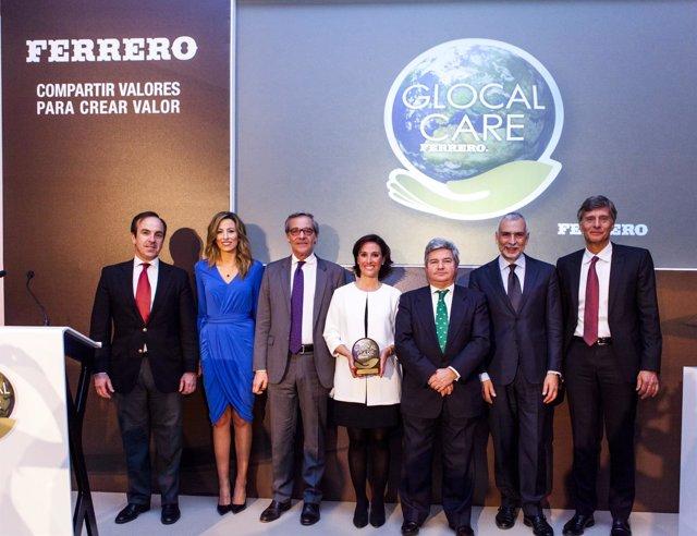 Grupo Ferrero entrega el Premio Personas&Planeta a la Fundación Alimentum