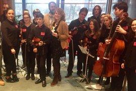 Estaràs celebra en el Parlamento Europeo el Día de Baleares con un concierto de la Orquesta de la Escolanía de Lluc