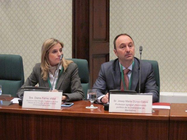 Comisión de Economía del Parlament