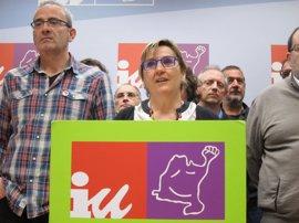"""De Simón aspira a liderar IUN y se propone """"ensanchar el espacio de la izquierda"""""""