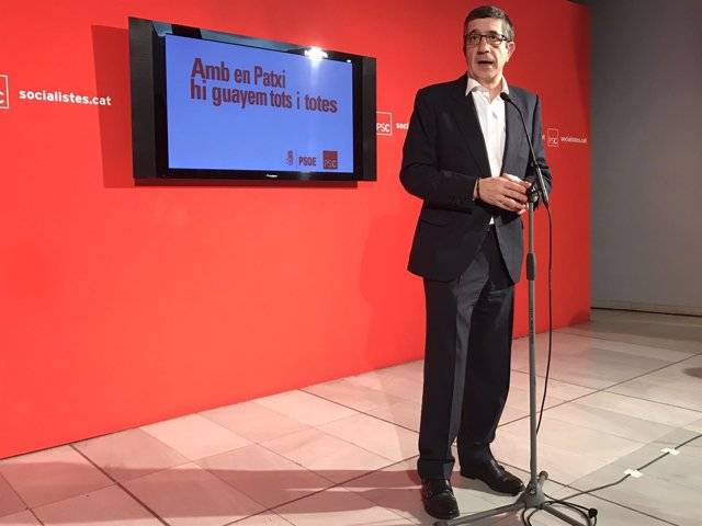 Patxi López (PSOE)