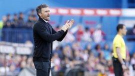"""Luis Enrique dejará el FC Barcelona a final de temporada para """"descansar"""""""