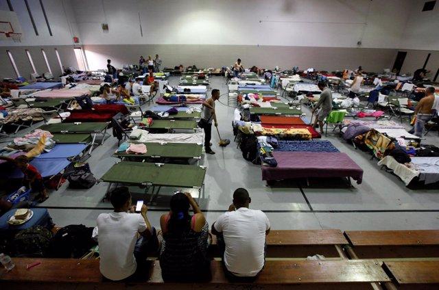 Inmigrantes cubanos