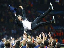 Luis Enrique, agotado como Guardiola, buscará irse con mayor porcentaje de éxito
