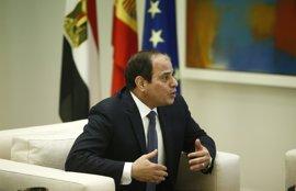 Al Sisi asegura que rechazó un plan para evacuar a la población civil del norte de la península del Sinaí