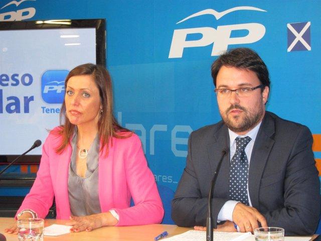 Tavío Y Antona, En Rueda De Prensa