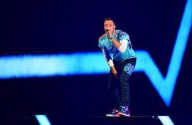 Chris Martin cumple 40 años: el líder de Coldplay en 5 canciones
