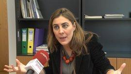 Lorena Ruiz-Huerta dice que luchar contra la violencia de género es incompatible con mantener a David Pérez en el cargo