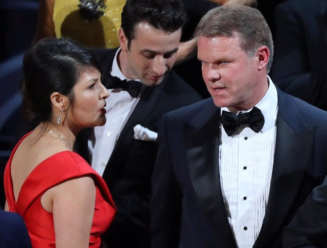 Brian Cullinan y Martha Ruiz