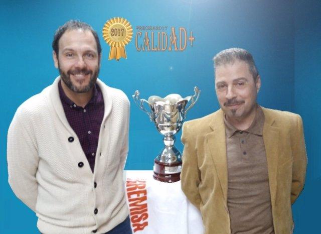 Gremisa Asistencia Premio Calidad 2017