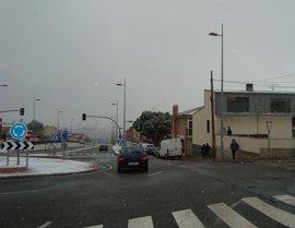 Aviso de nevadas y fuertes rachas de viento en CyL excepto Valladolid