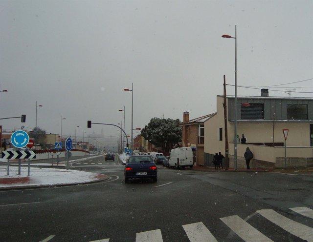 Nieve en CyL