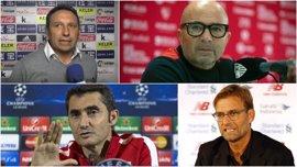 Valverde, Sampaoli o Eusebio encabezan el 'casting' del Barça