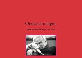 Las anotaciones al margen en los libros de Jorge Oteiza centran la nueva obra de la colección Punto de Vista