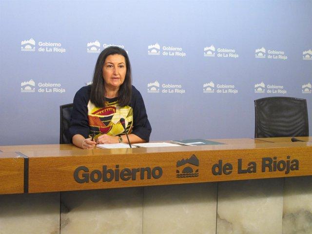 La directora general de Empleo analiza desempleo de febrero