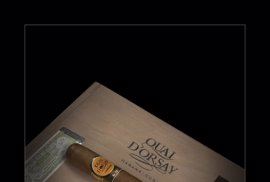 Quai D'Orsay marca el intermedio del XIX Festival del Habano, con rediseño de imagen y lanzamiento de vitolas