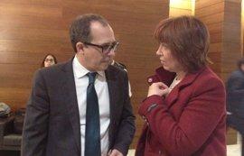 Las Corts eligen a Empar Marco como directora general de la futura radiotelevisión pública valenciana