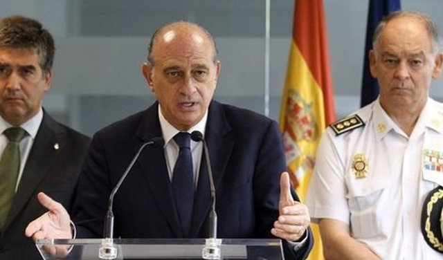 Eugenio Pino, Cosidó y Fernández Díaz