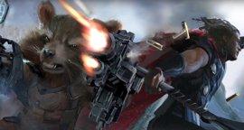 Vengadores: Infinity War tendrá el presupuesto más alto de la historia del cine