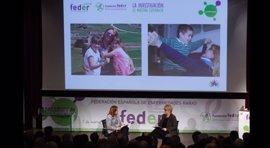 "FEDER premia a diferentes entidades por su apoyo ""infatigable"" a las enfermedades raras"