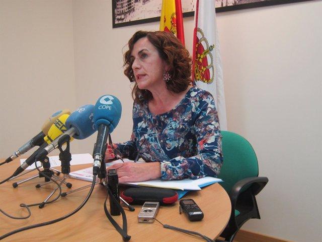 Ana María Álvarez, directora de Trabajo del Gobierno de Cantabria