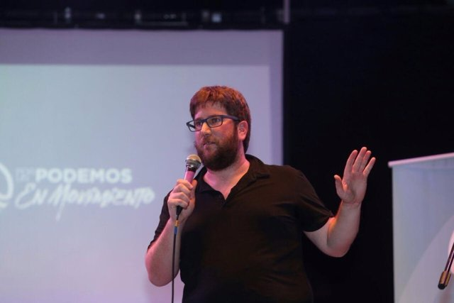 Miguel Urbán, de Podemos en Movimiento