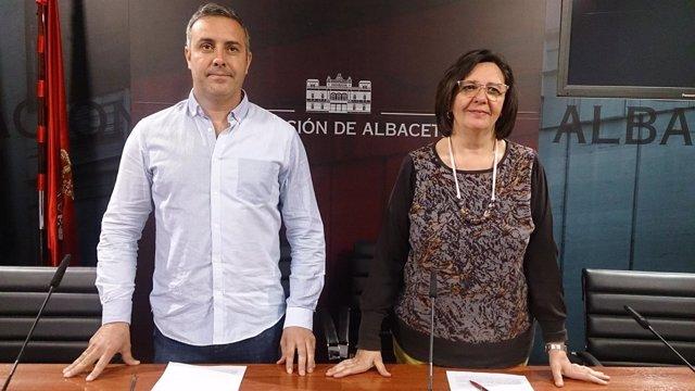Diputados de Albacete