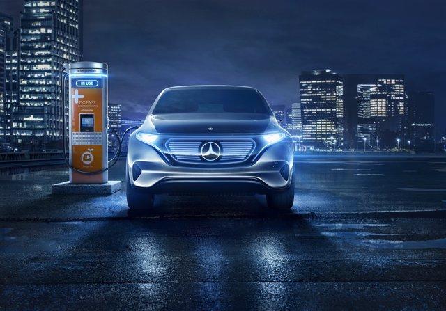 Inversión de Daimler en movilidad eléctrica
